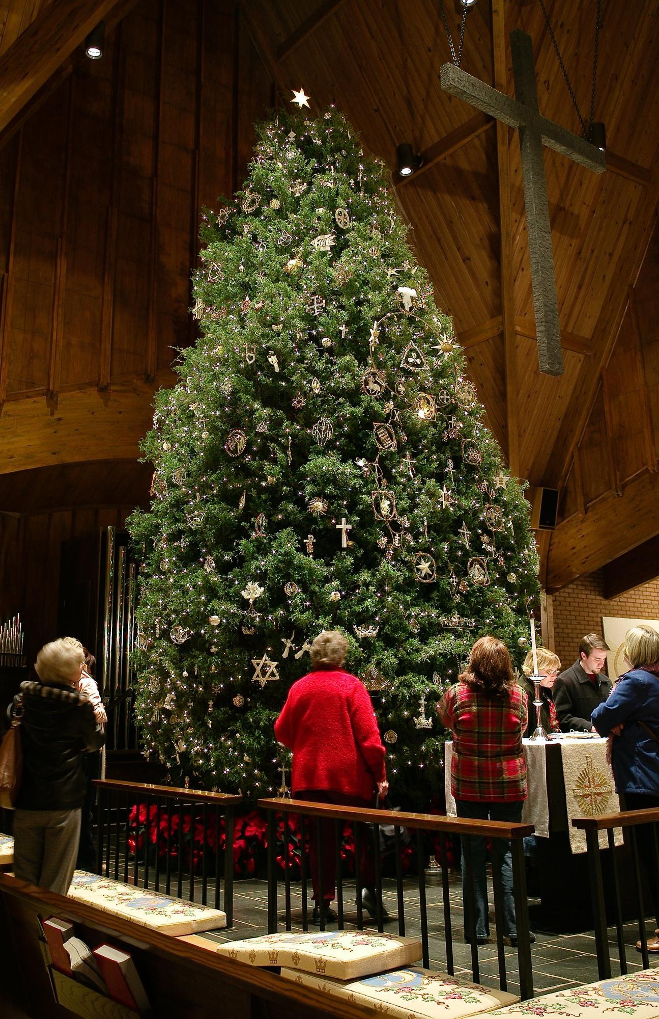 Christmas Tree Originated
